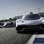 Mercedes-AMG「Project ONE」公道仕様のF1マシンを初公開!