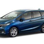 ホンダ「SHUTTLE」一部改良モデル発売;Honda SENSING標準装備!