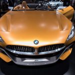 トヨタ「新型スープラ」発表間近;兄弟モデル「BMW Z4」の実車が超かっこいい!