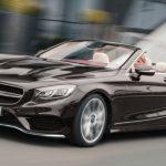 メルセデスベンツ「新型 S-Class Cabriolet 2018」公式デザイン画像集