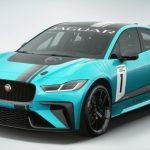 ジャガー「新型 I-Pace eTrophy Racecar 2018」公式デザイン画像集!
