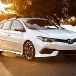 トヨタ「新型 Corolla iM 2018」公式デザイン画像集!