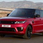 ランドローバー「新型 Range Rover Sport 2018」公式デザイン画像集!