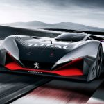 プジョー「新型 L750 R HYbrid Concept 2017」公式デザイン画像集!