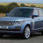 ランドローバー「新型 Range Rover 2018」公式デザイン画像集!