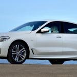 BMW 「新型 6-Series Gran Turismo 2018」公式デザイン画像集!