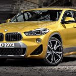 BMW「新型 X2」初公開;公式デザイン画像集!