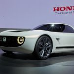 HONDA「Sports EV Concept」実車がめちゃイイ味出してる!