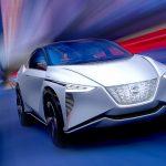 NISSAN「IMx」は未来のSUV電気自動車;公式デザイン画像集!