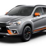 三菱「新型 RVR ACTIVE GEAR」発表;公式デザイン画像集!