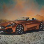 BMW「東京モーターショー2017」出展車両を一挙公開!あのコンセプトZ4も!