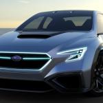 スバル「新型 VIZIV Performance Concept 2017」公式デザイン画像集!