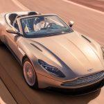 Aston Martin「DB11 Volante」が超カッコいい;公式デザイン画像集!