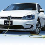 VW「新型 e-Golf」日本発売;価格499万円で301km走行可能!