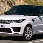ランドローバー「新型 Range Rover Sport PHEV 2018」公式デザイン画像集!