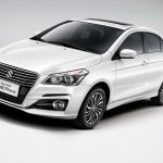SUZUKI「新型 ALIVIO Pro」発表;中国で発売の4ドアセダン!