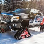 GMC 「新型 Sierra 2500HD All Mountain Concept 2017」公式デザイン画像集!
