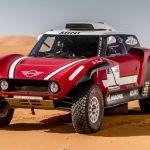 ミニ「新型 John Cooper Works Buggy 2018」公式デザイン画像集!