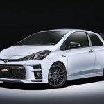トヨタ「ヴィッツGRMN」限定発売:公式デザイン画像集!