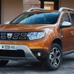 Dacia 「新型 Duster 2018」公式デザイン画像集!