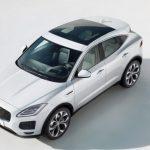 ジャガー「新型 E-Pace 2018」公式デザイン画像集!