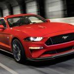 フォード「新型 Mustang GT Performance Pack Level 2 2018」公式デザイン画像集!