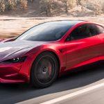 テスラ「新型ロードスター」発表;世界一の加速性能!
