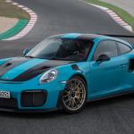 ポルシェ「新型 911 GT2 RS 2018」公式デザイン画像集!