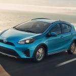トヨタ「新型 Prius c 2018」公式デザイン画像集!