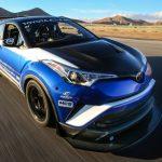 TOYOTA「C-HR R-Tuned」は世界最速SUV!