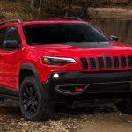 ジープ「新型 Cherokee 2019」公式デザイン画像集!