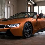 BMW 「新型 i8 Roadster 2019」公式デザイン画像集!