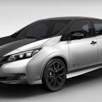 日産「東京オートサロン2018」出展車両を発表;「LEAF Grand Touring Concept」など