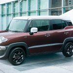 スズキ「新型クロスビー」を発売!小型SUV×ワゴンの新ジャンル!