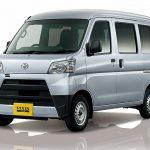 トヨタ「新型ピクシスバン/トラック」マイナーチェンジ;安全技術を強化!