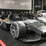 トヨタ「GR Super Sport Concept テストカー」実車を公開!