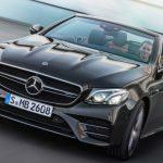 メルセデスベンツ「新型 E53 AMG Cabriolet 2019」公式デザイン画像集!
