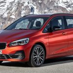 BMW 「新型 2-Series Active Tourer 2019」公式デザイン画像集!