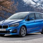 BMW 「新型 2-Series Gran Tourer 2019」公式デザイン画像集!