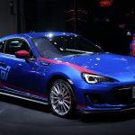 SUBARU「新型 BRZ STI Sport -STI Performance-」発表;実車デザイン画像集!
