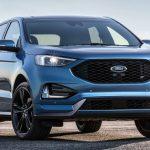 フォード「新型 Edge ST 2019」公式デザイン画像集!