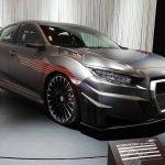 HONDA「新型 MUGEN RC20GT CIVIC TYPE R Concept」 がカッコいい;実車デザイン画像集!