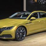 VW「新型アルテオン 2019」実車デザイン画像集@シカゴモーターショー
