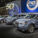 スバル「北米50周年限定モデル」発表!インプレッサ、フォレスター、BRZ、WRXなどなど