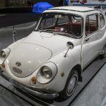 スバル「360=てんとう虫」がやっぱり可愛い;1968モデルがシカゴで展示!