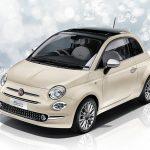 フィアット「500 Pura」アイボリーカラーで電動サンルーフを搭載;限定200台を日本発売!