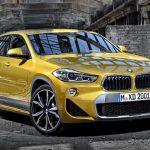 BMW 「新型 X2 2019」公式デザイン画像集!