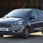 フォード「新型 Ka plus 2019」公式デザイン画像集!