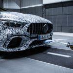 Mercedes-AMG「GT Four-Door」ティザー画像を公開!