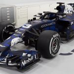 アストンマーティン・レッドブル「RB14」2018年F1マシンを初公開!